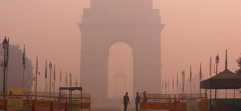Rise of Smog in Delhi