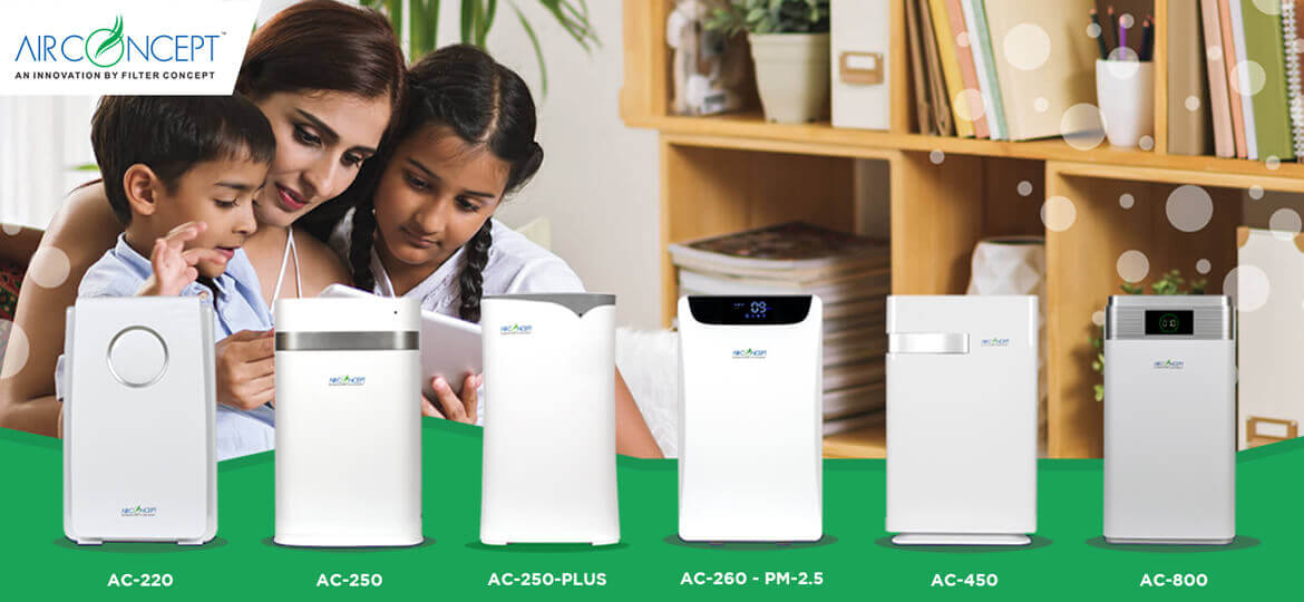 Air purifiers the need of new India