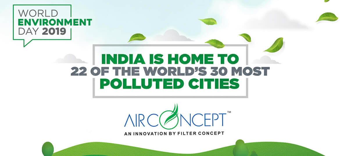 Ambient Air Pollution – An unwanted shock for the Environment Day celebration